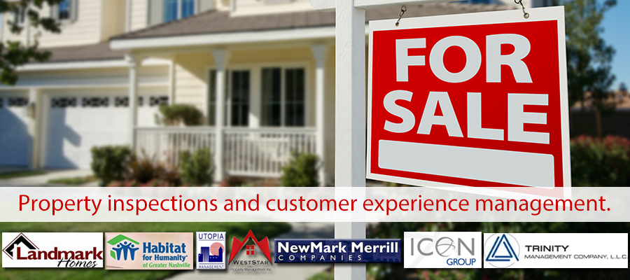 Real Estate services for mystery shopping company